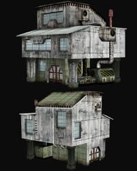 GoE - Dula - House 3 by chiaroscuro