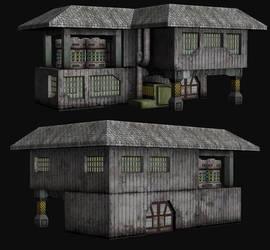 GoE - Dula - House 6 by chiaroscuro