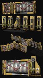 GoE - Dula - Wall Kit 1 by chiaroscuro