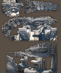 Truck WIP 6 by chiaroscuro