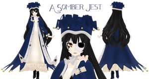 [MOTME] A SOMBER JEST by AmuletFortun