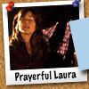 Prayerful Laura by BSG75