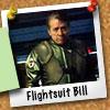 Flightsuit Bill by BSG75