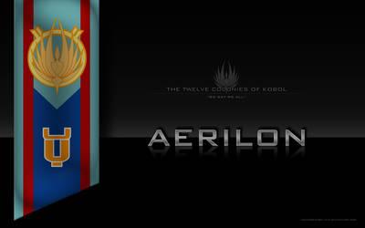 Reflections - Aerilon by BSG75