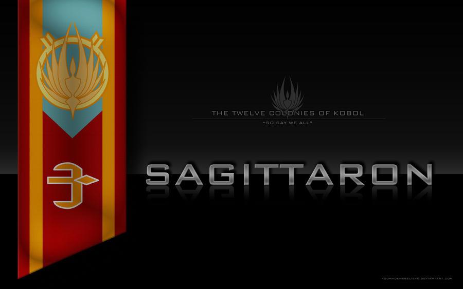 Reflections - Sagittaron by BSG75
