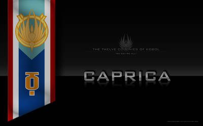 Reflections - Caprica by BSG75