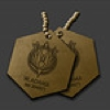 Adama's Dogtags by BSG75