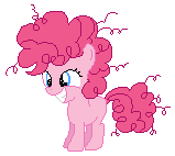 Young Pinkie Pie by DaughterofHermes