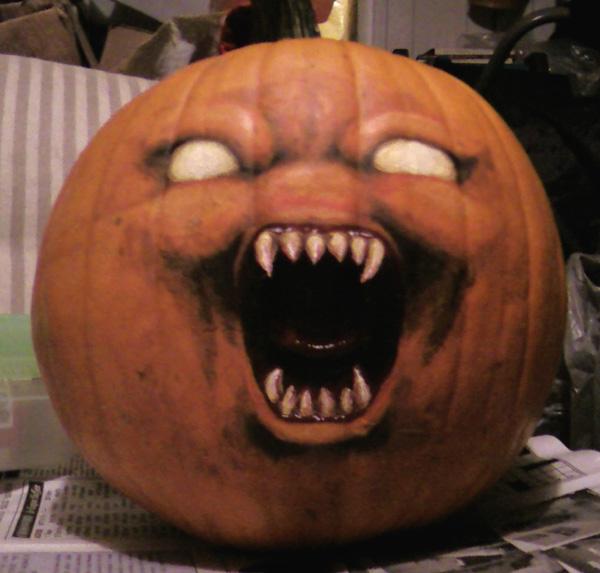 Los mejores dise os de calabazas para halloween - Disenos de calabazas de halloween ...