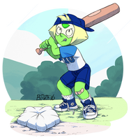 Batter Up! by Quickman012