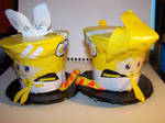 Rin and Len Kagamine Hats