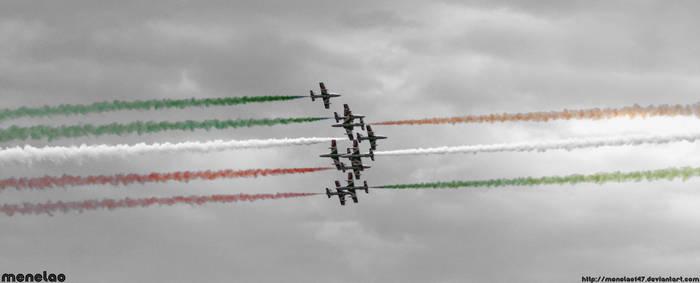 PAN - Frecce Tricolori