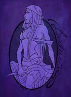 Seven Deadly Sins - Luxuria by Lusc-Fire