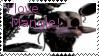 Mangle Lover - Stamp by BlackMambaZANE