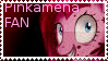 Pinkamena - Fan Stamp by BlackMambaZANE