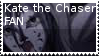 Kate the Chaser - Fan Stamp by BlackMambaZANE