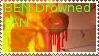 BEN Drowned - Fan Stamp by BlackMambaZANE