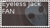 Eyeless Jack - Fan Stamp by BlackMambaZANE