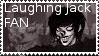 Laughing Jack - Fan Stamp by BlackMambaZANE