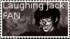 Laughing Jack - Fan Stamp by BlackMambaZANE