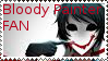 Bloody Painter - Fan Stamp by BlackMambaZANE