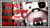 Request - Anti Mangle Stamp by BlackMambaZANE