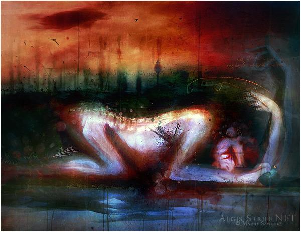 Deeper Ectoplasmatic Down by Aegis-Illustration