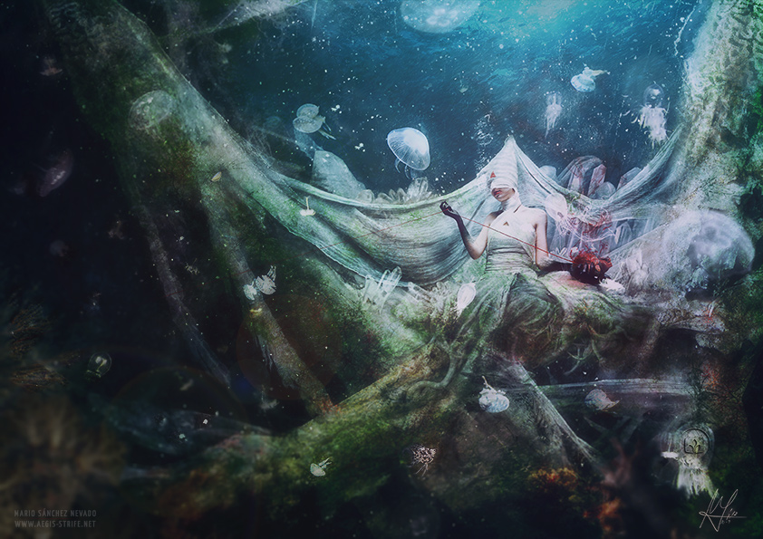 Unravel by Aegis-Illustration