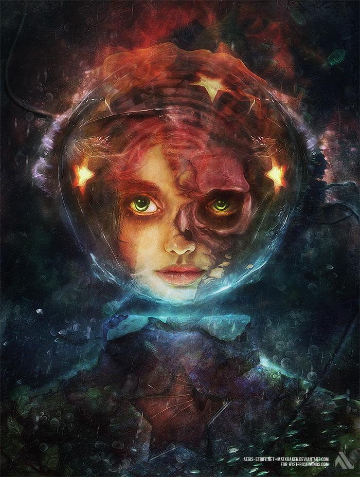 Labyrinth by Aegis-Illustration