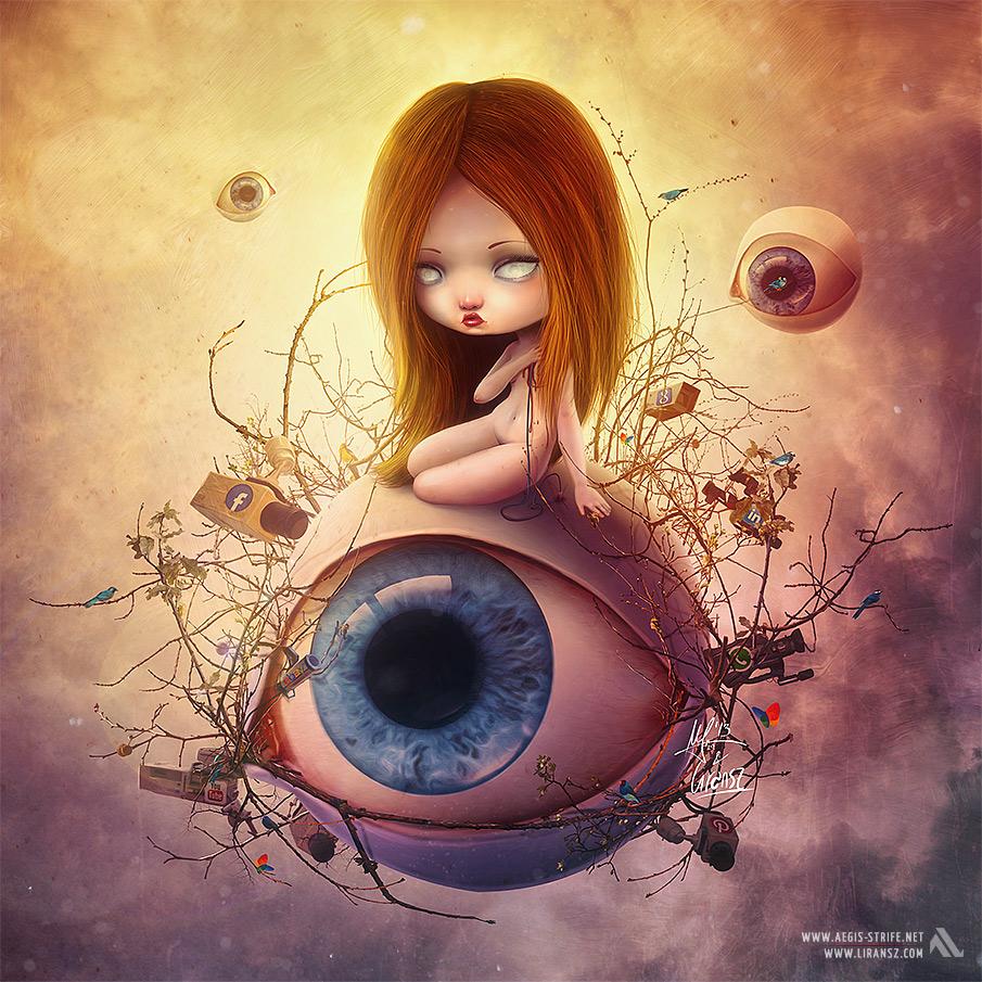 Big Brother by Aegis-Illustration