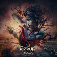 Tezaura - Heartcore CD Cover Artwork