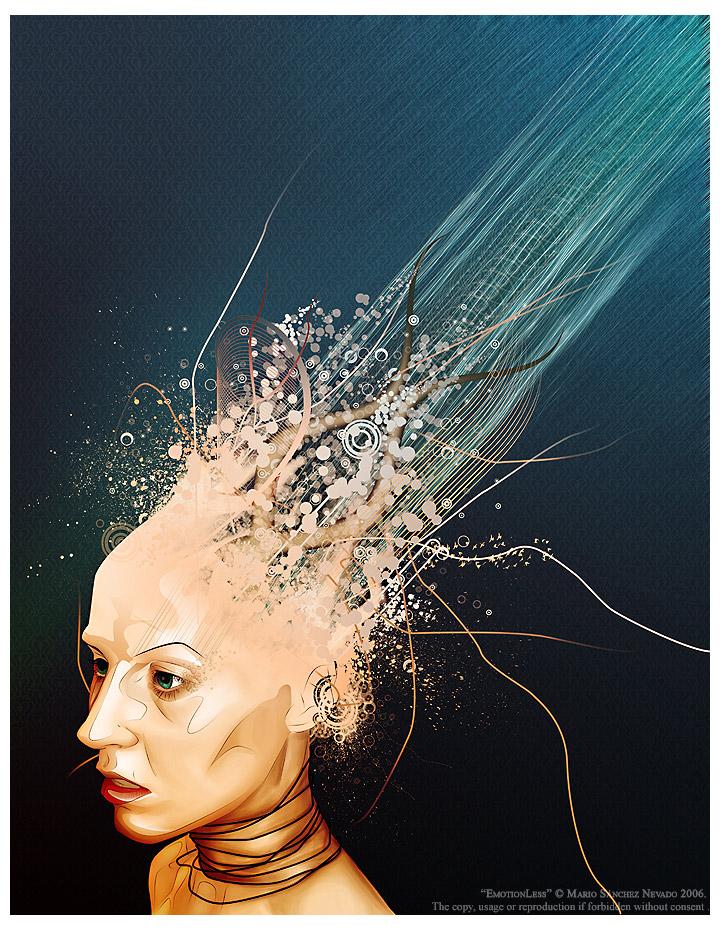 Emotionless by Aegis-Illustration