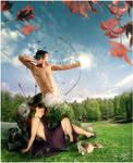 Myth Series: Artemis + Apollo