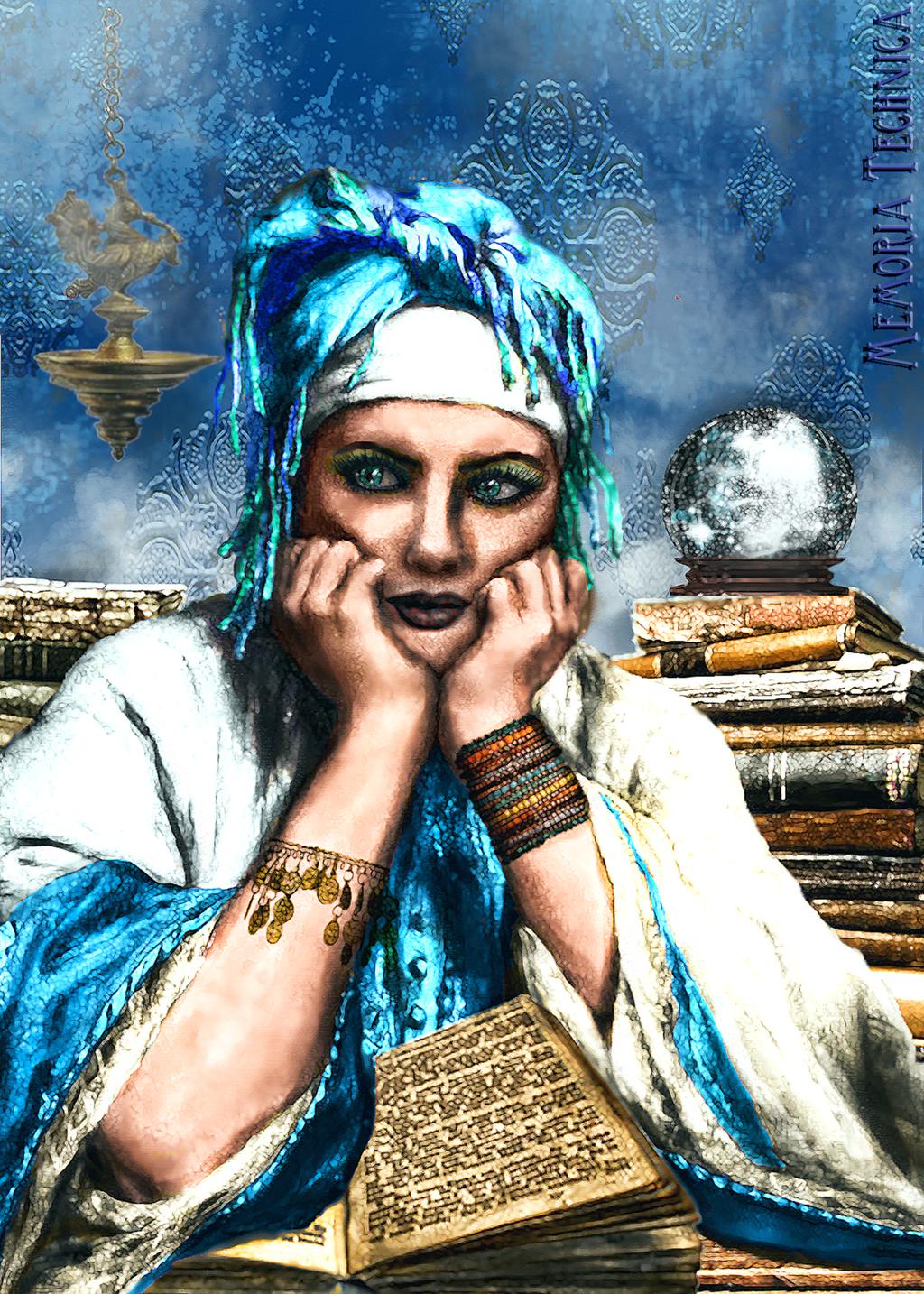 Visionary Sibyl