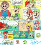 Sample of my comic