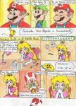 Mario y Luigi La Odisea de los Mundos(P.4) by Dino-drawer