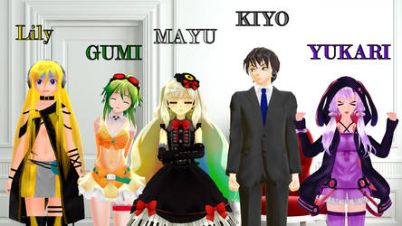 Vocaloid Family UPDATE