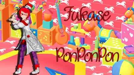 [FUKASE] PonPon [Vocaloid Cover]