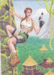 Escape from the Cannibals: Tomb Raider III