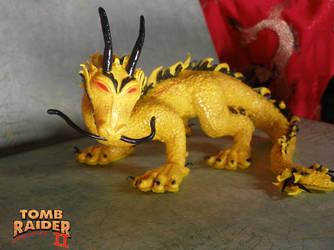 Tomb Raider II: Bartoli Dragon by ArtisticAdventures