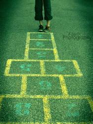 Jeux d'enfants by eulalievarenne