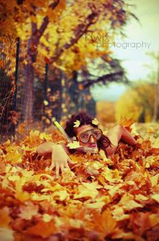 Bain d'automne