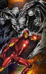 Ironman and Moonknight