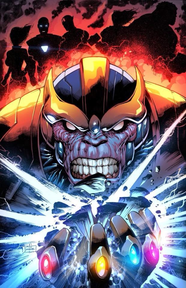Thanos! by arfel1989