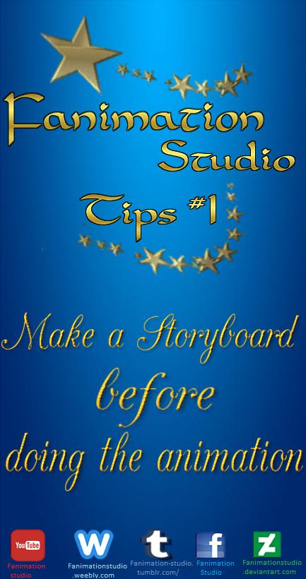 Fanimation studio tips #1 by FanimationStudio