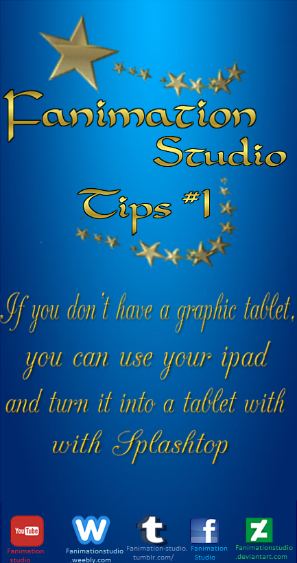Fanimation studio tips #2 by FanimationStudio