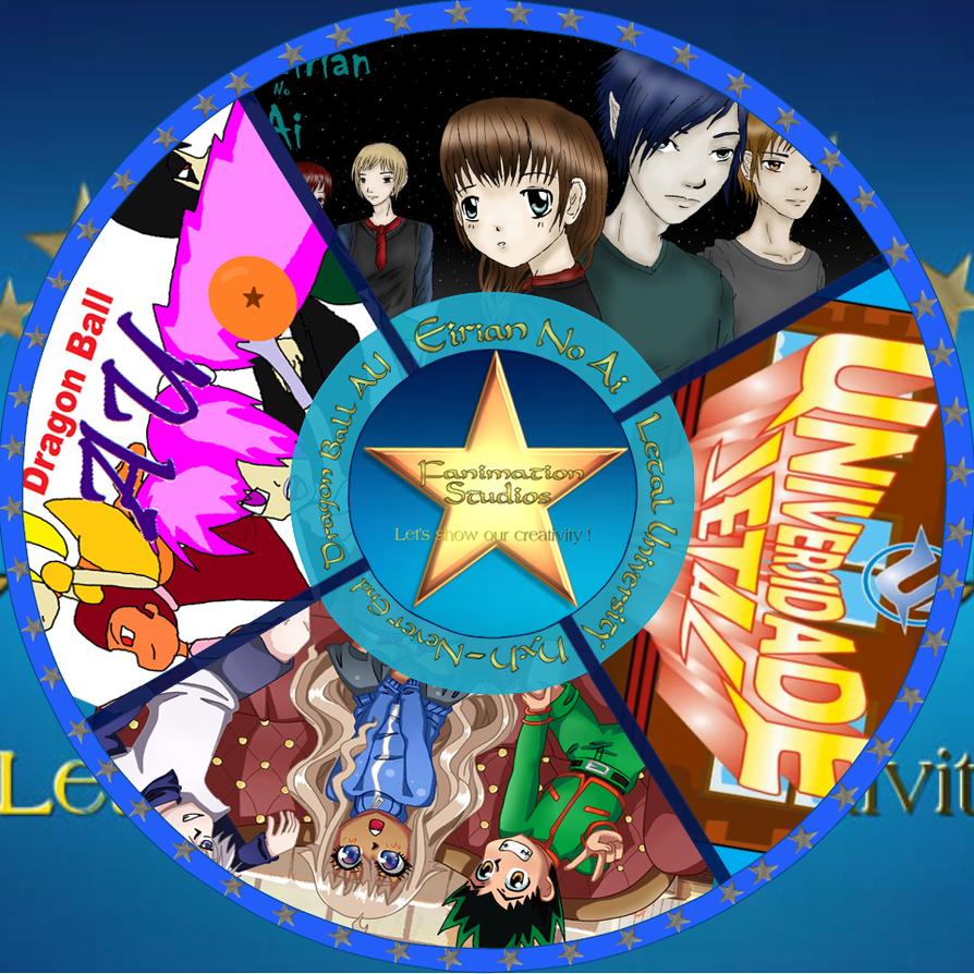 The Big Four by FanimationStudio