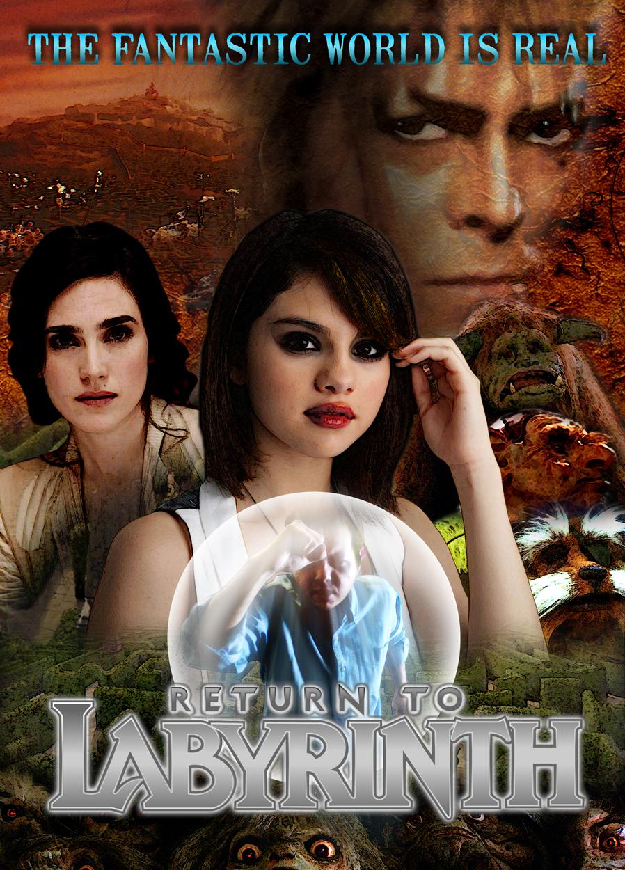 Amazoncom Return to Labyrinth v 1 8601405122650