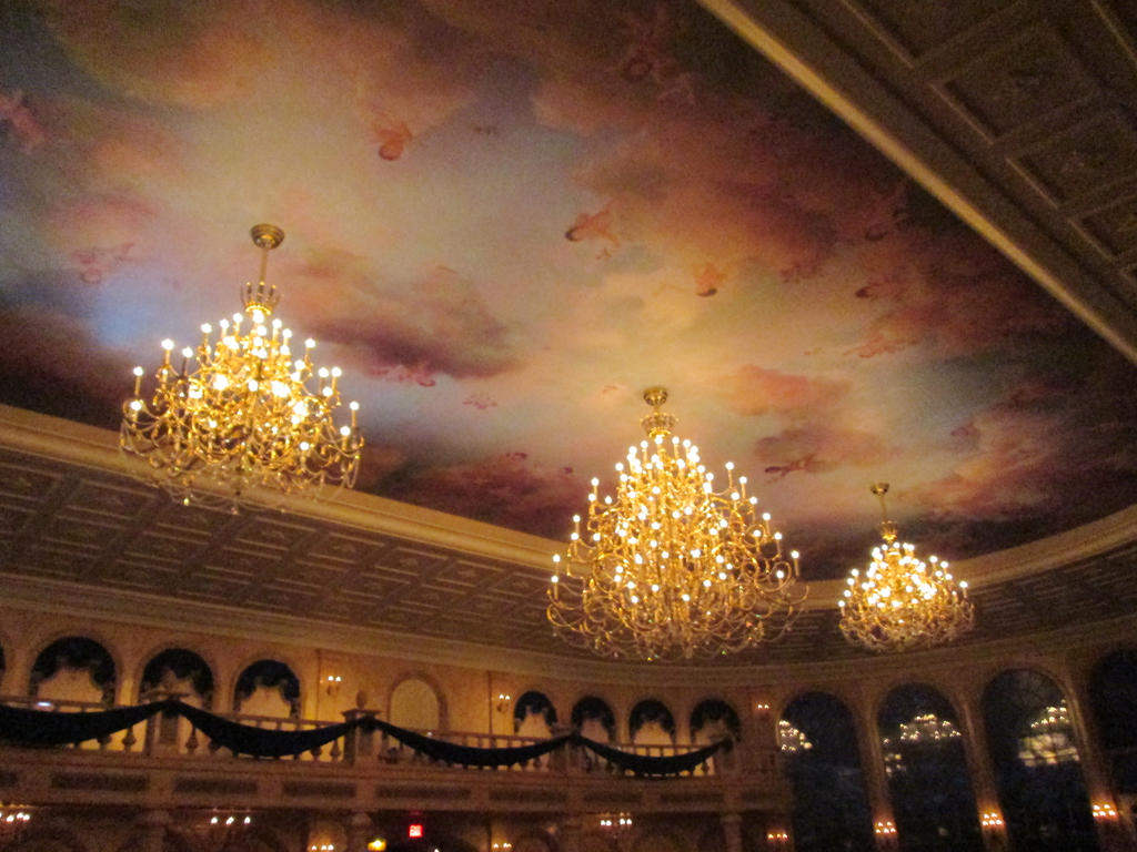 Be our guest restaurant chandelier by renthegodofhumor on deviantart be our guest restaurant chandelier by renthegodofhumor arubaitofo Gallery