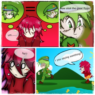 flaky flippy choose by flaviacool555